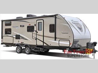 Coachmen freedom express travel trailers