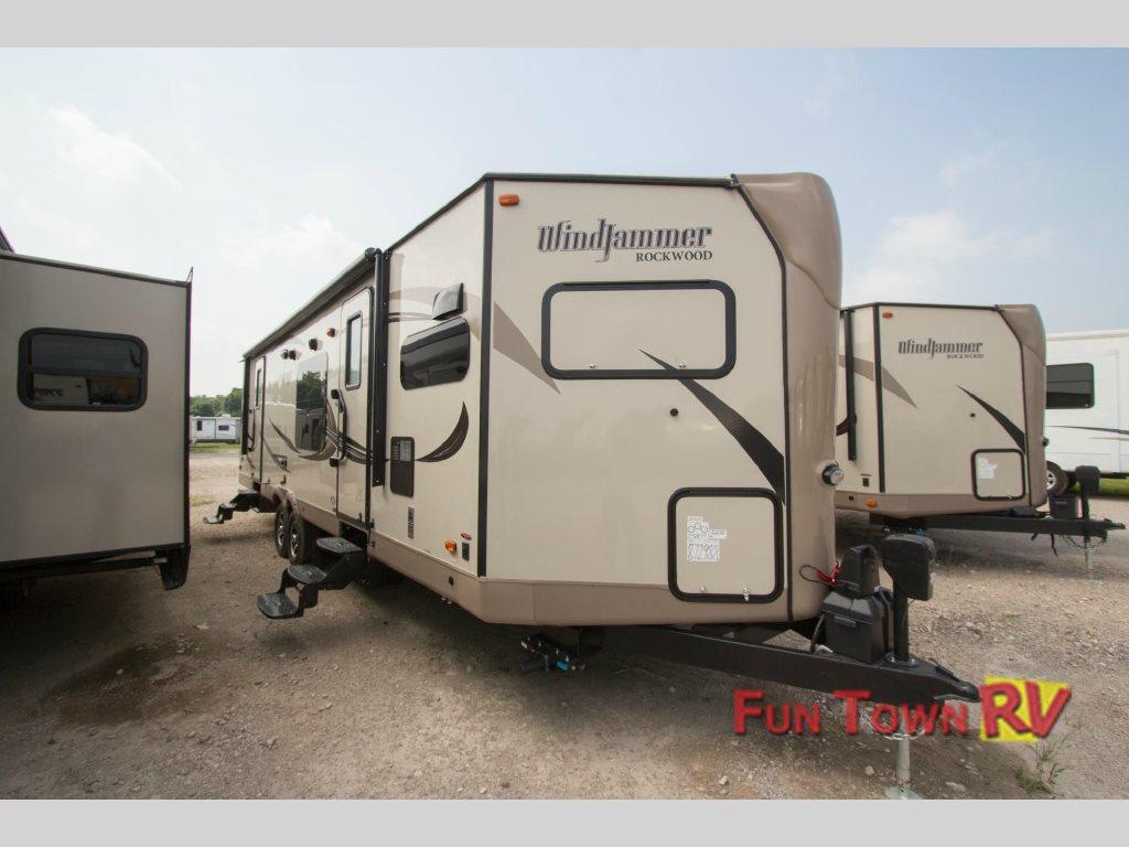 Rockwood Wind Jammer Travel Trailer