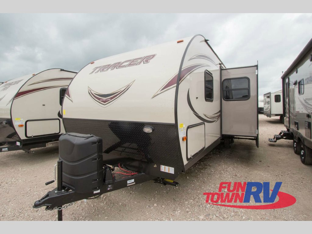 Prime Time Tracer Air Travel Trailer