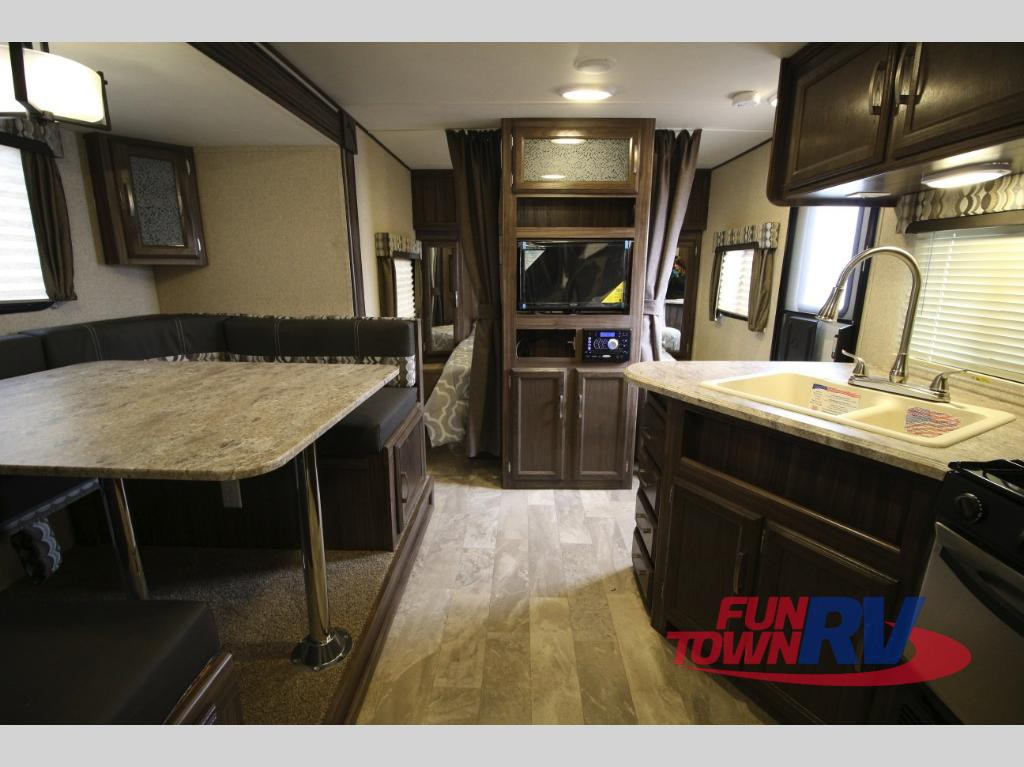 Coachmen Apex Ultra Lite Travel Trailer Interior