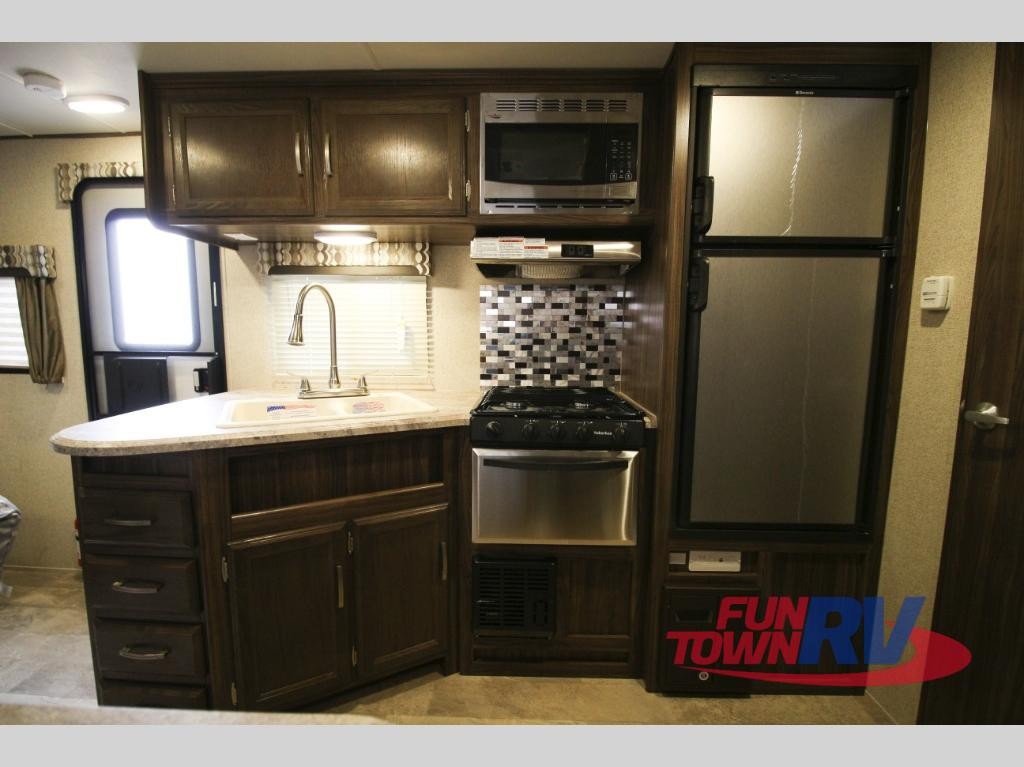 Coachmen Apex Ultra Lite Travel Trailer Kitchen