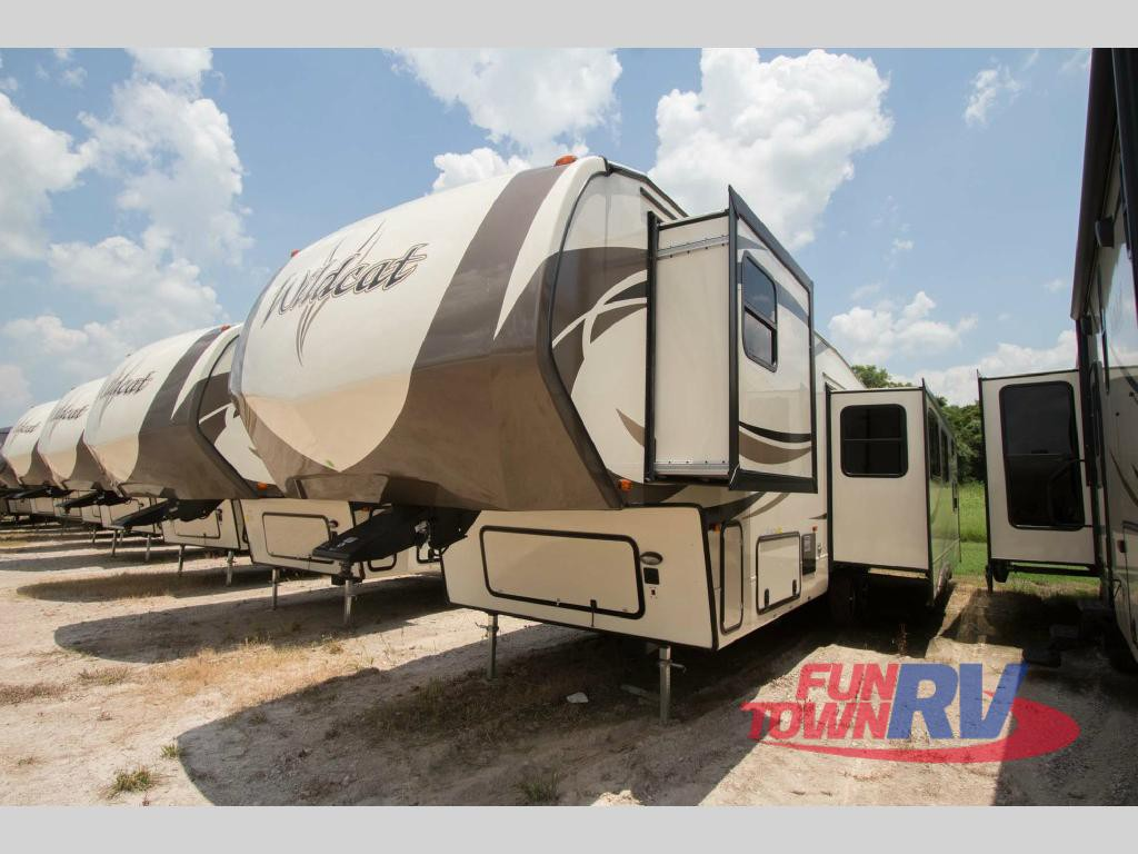 Forest River Wildcat Fifth Wheel
