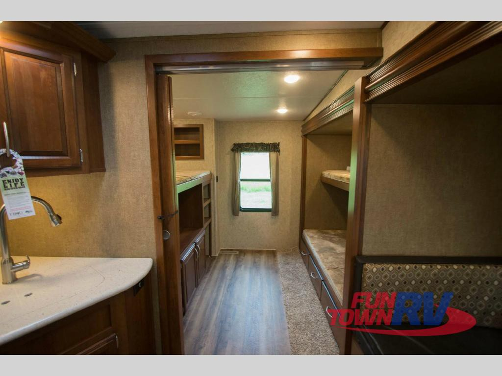 Forest River Wildcat Fifth Wheel Bunkhouse