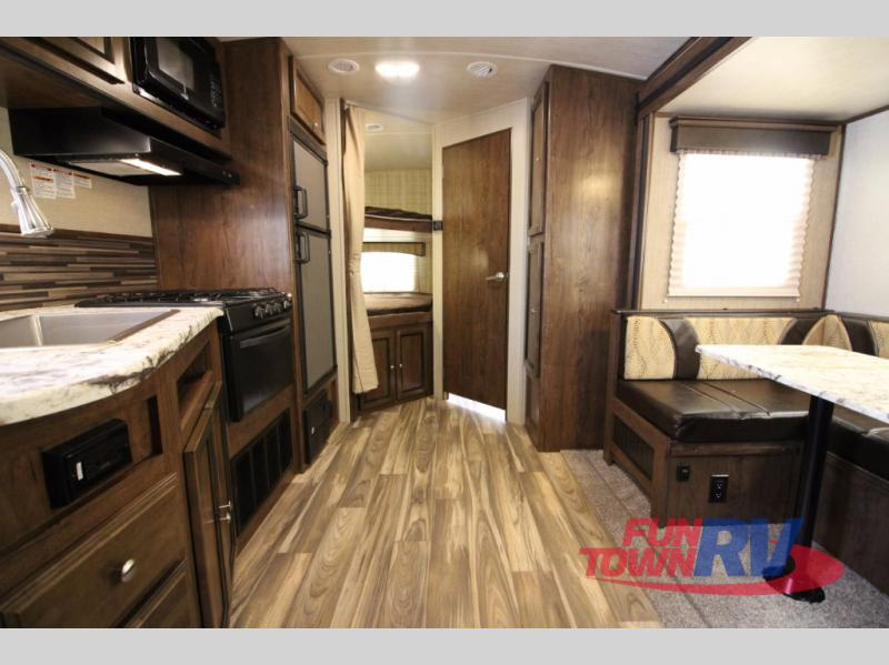 Cruiser MPG Travel Trailer Bunkhouse