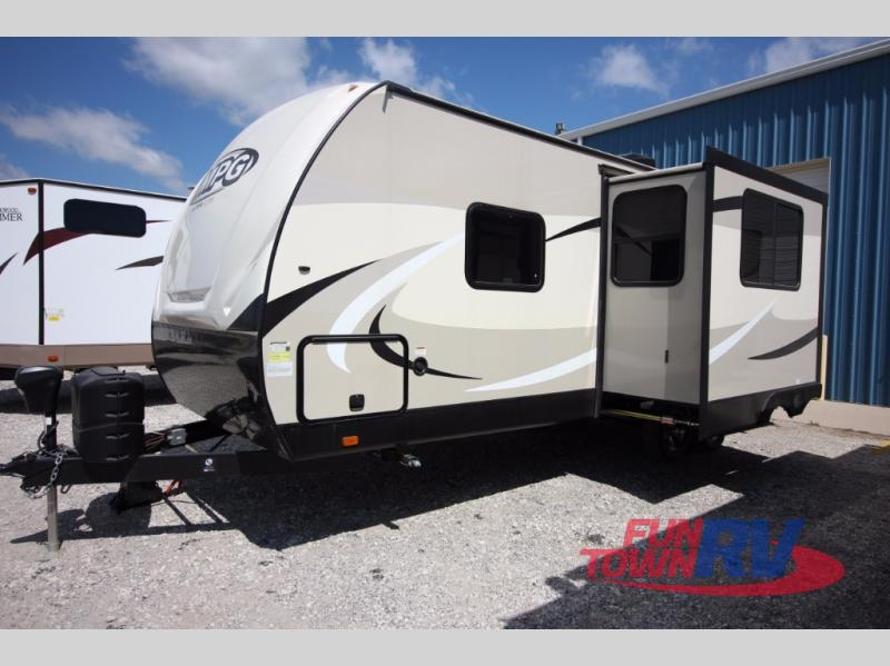Cruiser MPG Travel Trailer exterior