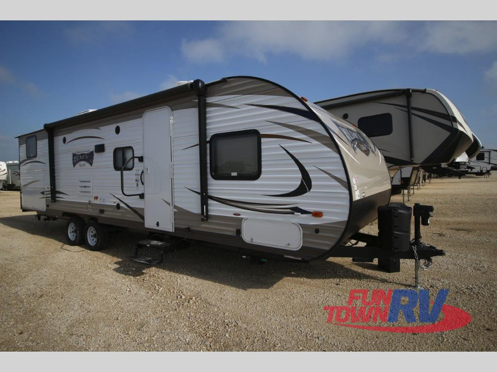 Wildwood Travel Trailer Value