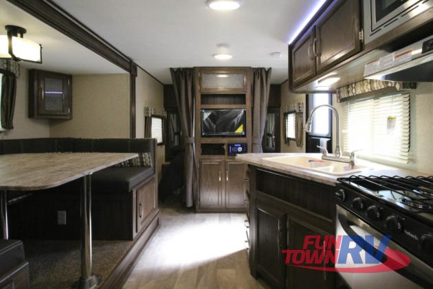 Coachmen Apex Travel Trailer Interior
