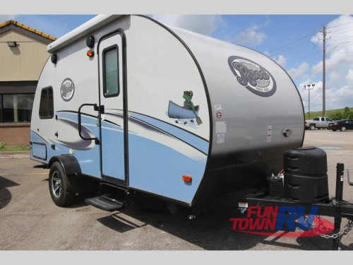 Forest River R-Pod RP-76 Travel Trailer