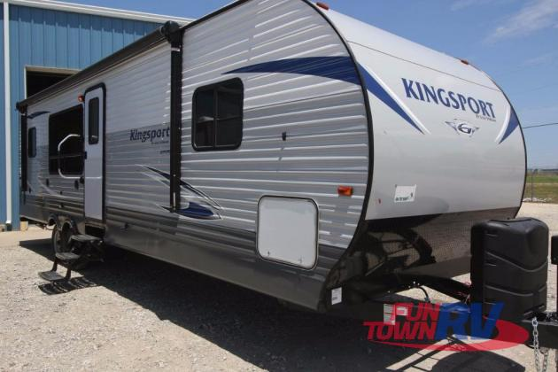 Gulf Stream Kingsport Travel Trailer