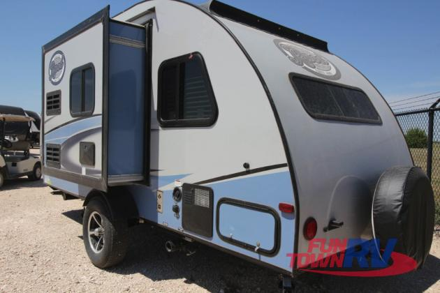Forest River R-Pod Teardrop Travel Trailer Rear