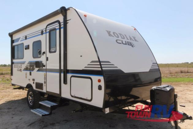 Dutchmen Kodiak Cub 176RD Rear Dinette Travel Trailer