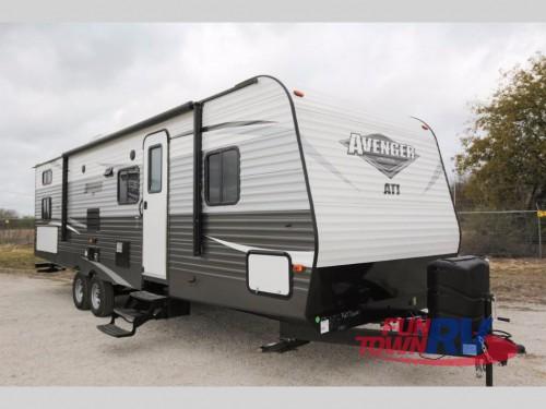 Primetime Avenger Travel trailer