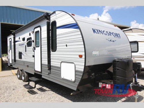 Kingsport Ultra-Lite 268BH Travel Trailer