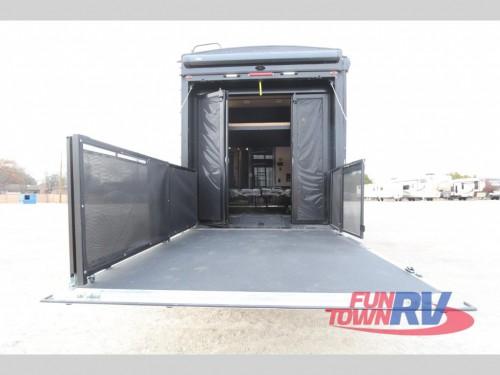 XLR Thunderbolt Fifth Wheel Toy Hauler Exterior