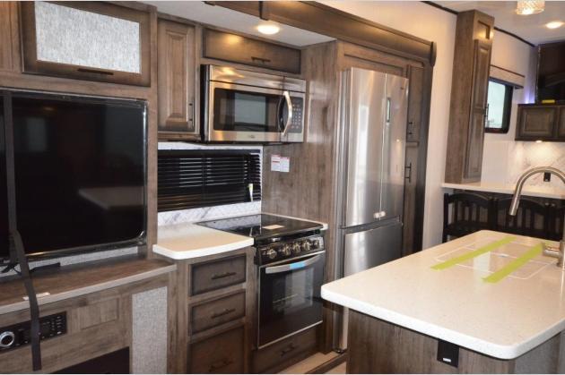 Eldridge kitchen