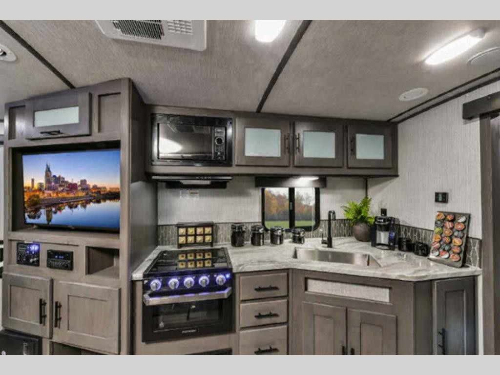 cruiser rv kitchen
