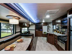 interior trail runner rv