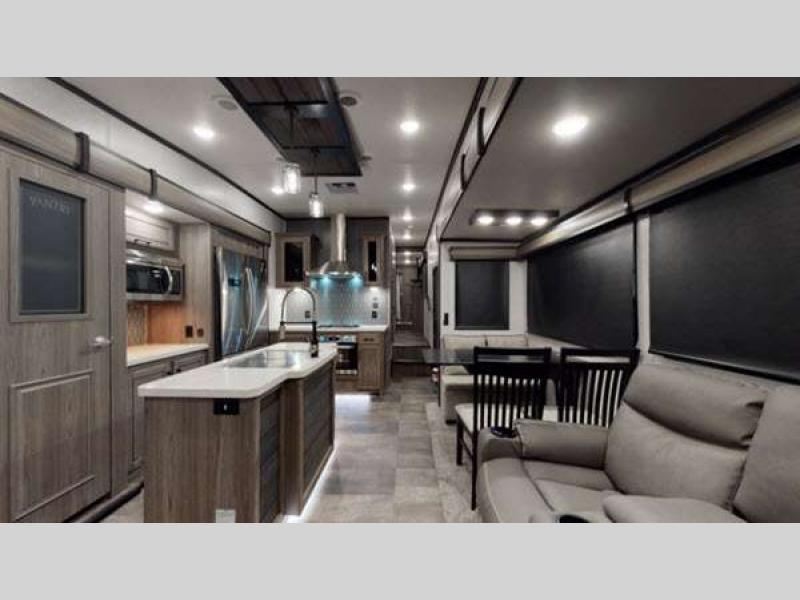 cameo fifth wheel kitchen